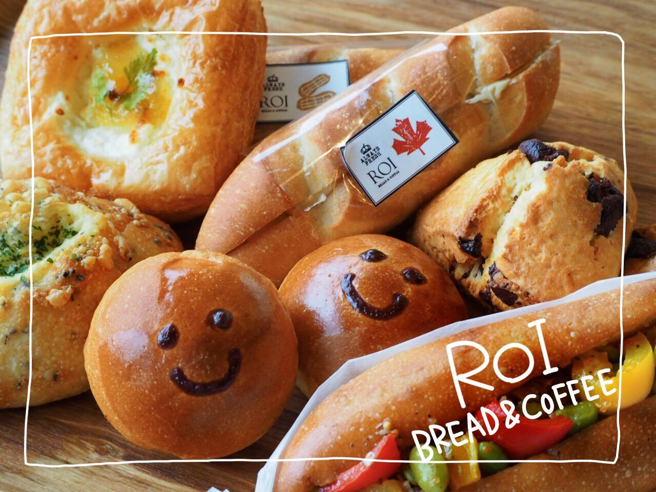 ROI-BREAD&COFFEE