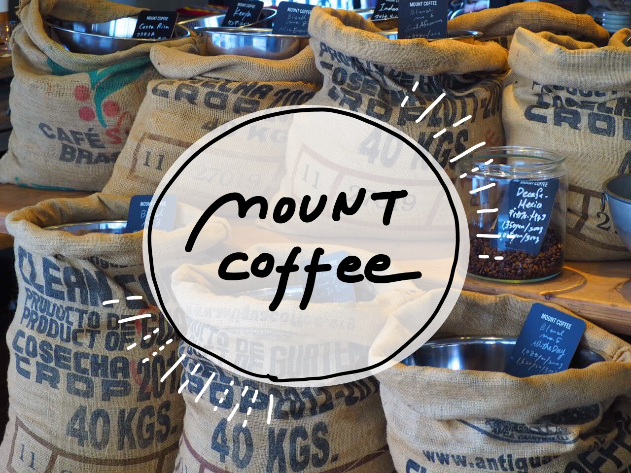 MOUNT COFFEE