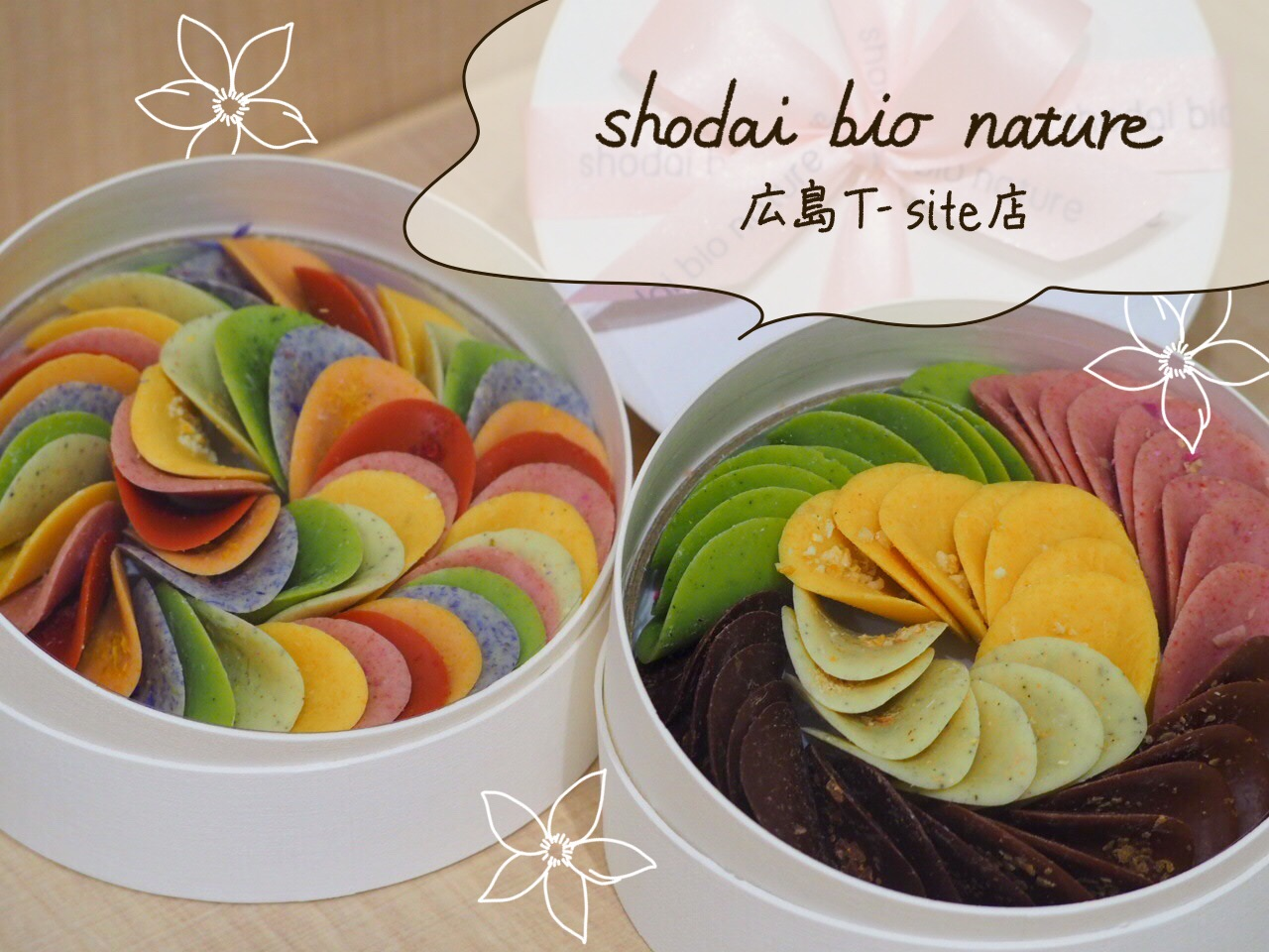 shodai bio nature 広島T-site店